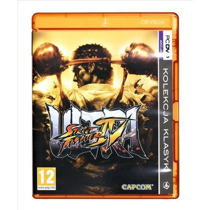 Gra PC PKK Ultra Street Fighter IV