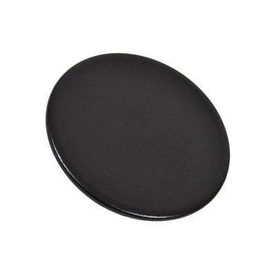 Górna część średniego palnika płyty grzejnej, czarna — 71 mm (3540006149)