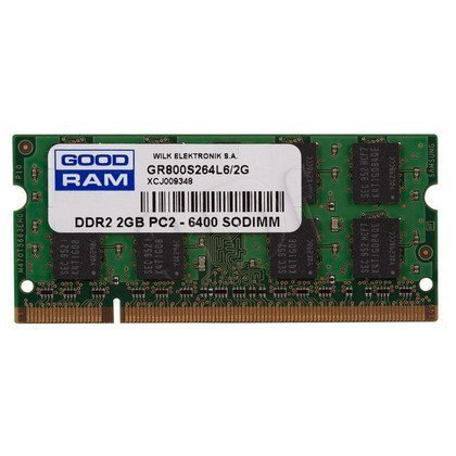 GOODRAM SO-DIMM DDR2 2048MB PC800 CL6