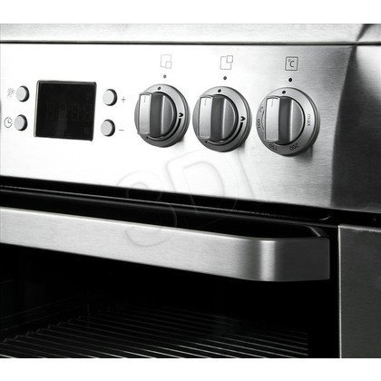Kuchnia Beko CSM 62321 DX (Płyta Gazowa Piekarnik Elektryczny szer. 600mm Inox)