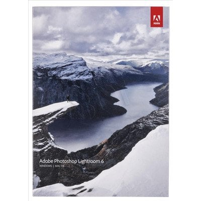 Adobe Lightroom 6 Multiple Platforms EU English Ret