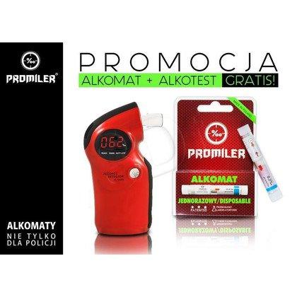 PROMILER ALKOMAT AL6000 PRO (CZERWONY)