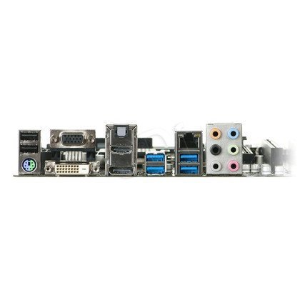 GIGABYTE GA-H81M-HD3 H81 LGA1150 (PCX/DZW/GLAN/SATA3/USB3/DDR3) mATX