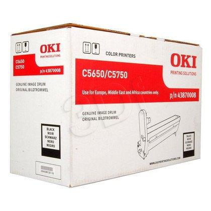 OKI Bęben Czarny C5650/C5750=43870008=C5650, C5750, 20000 str.