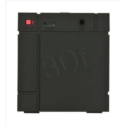 Głośnik bezprzewodowy ART AS-B02 czarno-czerwony