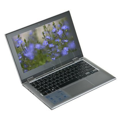 """DELL Inspiron 3147 N3530 4GB 11,6"""" HD 500GB Intel HD Win8.1 Srebrny (3147-2401) 2Y NBD (WYPRZEDAŻ- Uszkodzone opakowanie, obtarty narożnik obudow"""