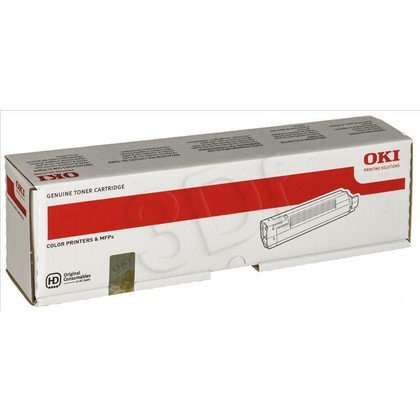 OKI Toner Czerwony C8600-TMtypC=43487710=C8600, C8800, 6000 str.
