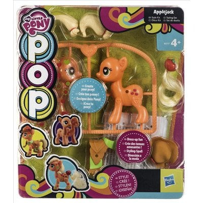 MLP MY LITTLE PONY MODNE KUCYKI HASBRO APPLEJACK