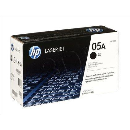 HP Toner Czarny HP05A=CE505A, 2300 str.