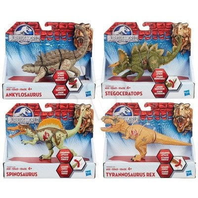 JURASSIC WORLD BASHERS AND BITERS HASBRO B1271