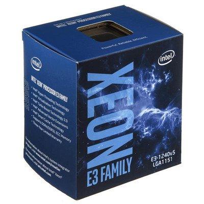 Procesor Intel Xeon E3-1240V5 3500MHz 1151 Box
