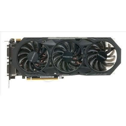 GIGABYTE GeForce GTX 970 4096MB DDR5/256bit DVI/HDMI/DP PCI-E (1253/7000) (wer. OC - OverClock) (wentylator WindForce III)