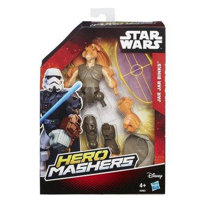 SW STAR WARS E7 HERO MASHERS FIGURKA 15CM (JAR JAR) B3656