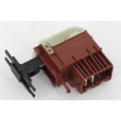Elementy elektryczne do pralek r Wyłącznik główny (sieciowy) suszarki (481227618278)