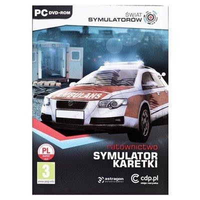 Gra PC NSS Świat Symulatorów-Symulator karetki 2014