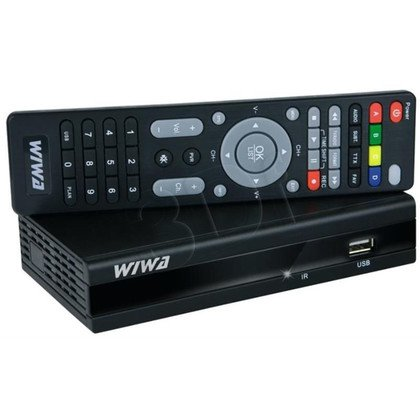 TUNER DVB-T WIWA HD 80 EVO MPEG4 & FULL HD