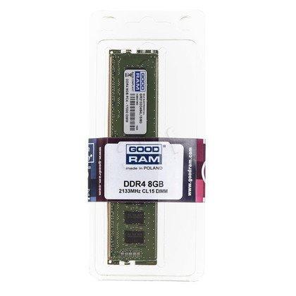 Goodram DDR4 DIMM 8GB 2133MT/s (1x8GB) GR2133D464L15/8G