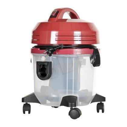 Odkurzacz Adler AD 7011 (z workiem lub filtrem wodnym 2000W czerwony)