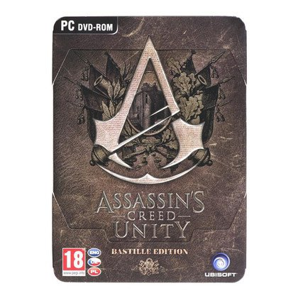 "Gra PC Assassin""s Creed Bastille Edition"