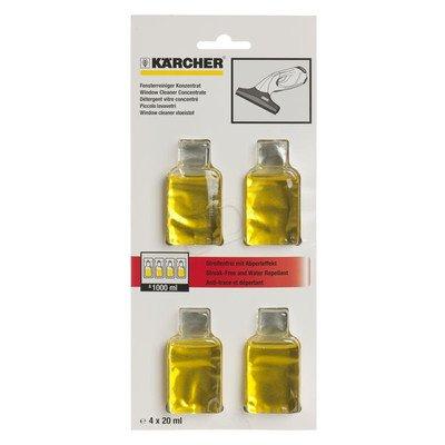 Środek do czyszczenia szkła 4x20ml koncentrat KARCHER RM 503 6.295-302.0