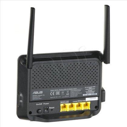 ASUS 4G-N12 Modem LTE z ruterem bezprzewodowym N300