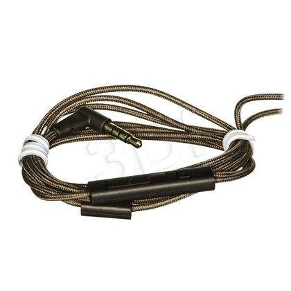 Słuchawki douszne z mikrofonem Creative Aurvana In-Ear3 Plus (Brązowy)