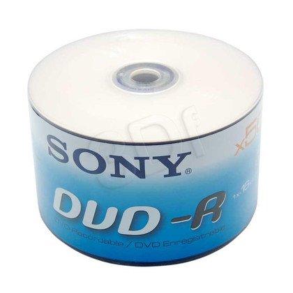 DVD-R SONY 4.7GB x16 SZPINDEL 50SZT