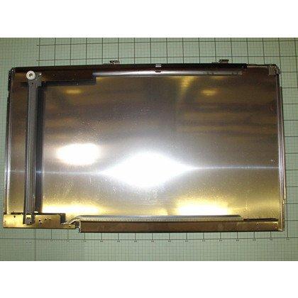 Zespół ściany bocznej ndo kuchenk lewej inox 6*E450 (9034091)