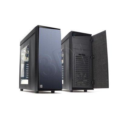 OBUDOWA ZALMAN R1 (OKNO) USB3.0 - CZARNA