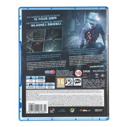 Gra PS4 Murdered: Soul Suspect – Śledztwo zza grobu
