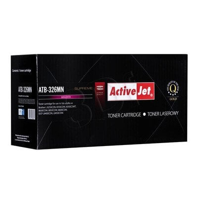 ActiveJet ATB-326MN toner Magenta do drukarki Brother (zamiennik Brother TN-326M) Supreme