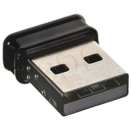 ASUS Karta sieciowa bezprzewodowa USB-N10 nano USB 2.0