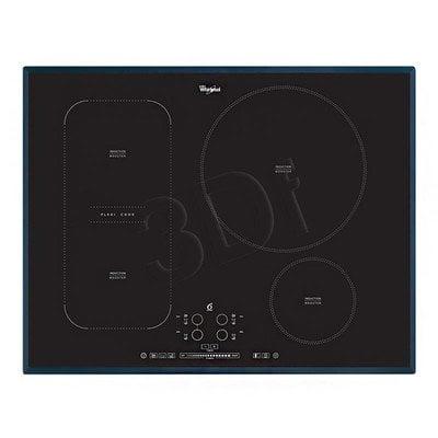 Płyta indukcyjna WHIRLPOOL ACM 848 BA (elektryczna/ czarna/ 8000W)