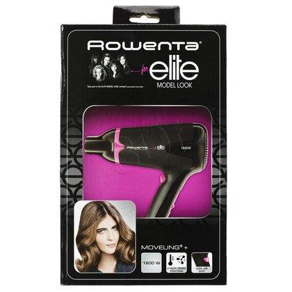 Suszarka do włosów ROWENTA Moveling CV 4312 (1500 W/ czarna