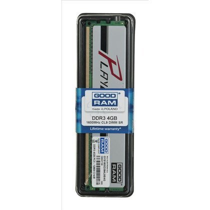 Goodram PLAY DDR3 DIMM 8GB 1600MT/s (2x4GB)