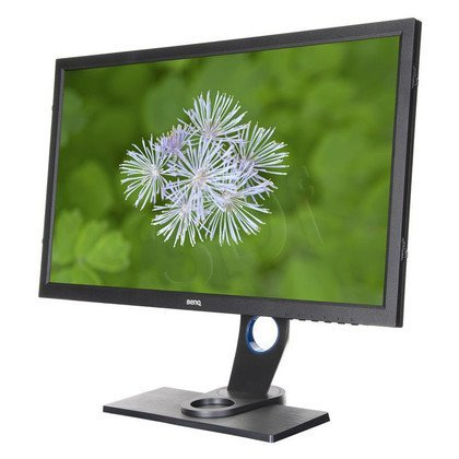 "Monitor Benq SW2700PT LED 27"" WQHD IPS czarny"