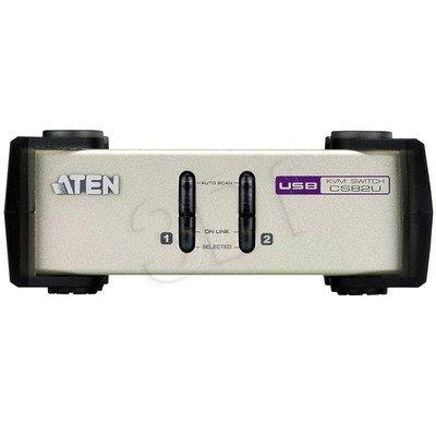 ATEN KVM 2/1 CS-82U USB/PS2 Master Desktop CS-82U