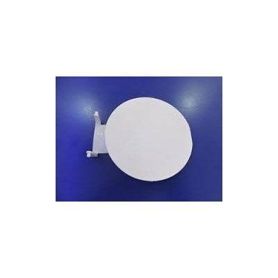 Klapka (osłona) filtra pompy wylewającej pralki (481245938057)