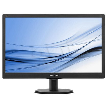 "MONITOR PHILIPS LED 18.5"" 193V5LSB2/10"
