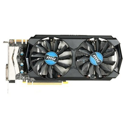 MSI GeForce GTX 970 4096MB DDR5/256bit DVI/HDMI/DP PCI-E (1241/7010) (wer. OC - OverClock)