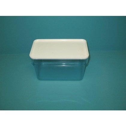 Pojemnik MAXI GRAM+pokrywa kompletna jasnoniebieska (8046361)