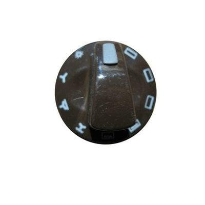 Pokrętło brązowe 8 funkcji piekarnika (9004527)