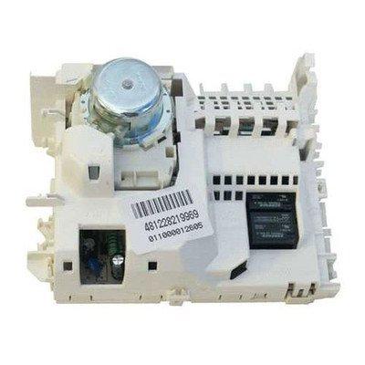 Elementy elektryczne do pralek r Programator pralki (AWM) ZAPROGRAMOWANY Whirpool (481228219698)
