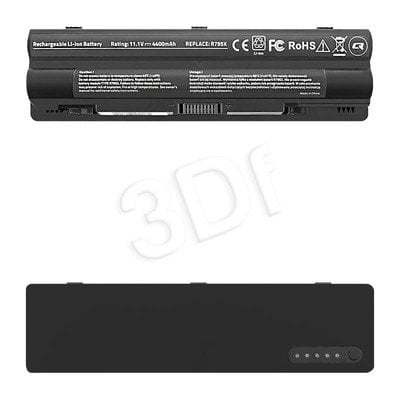 QOLTEC BATERIA DO DELL XPS 14 L501X | 4400MAH | 11.1V