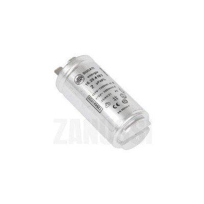 Kondensator suszarki do ubrań 2uF Electrolux (1256418201)