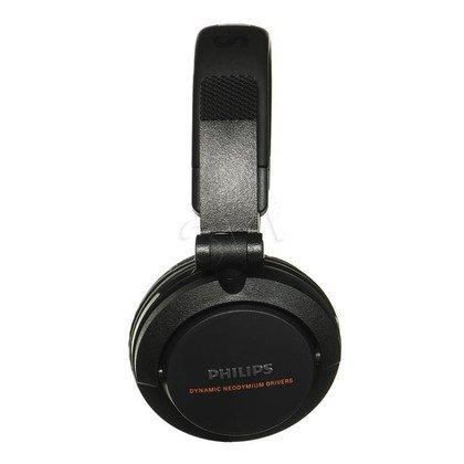 Słuchawki nauszne Philips SHL3300BK/00 (czarny)