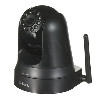 Kamera IP D-link DCS-5009L/E 2,2mm 0,3Mpix WiFi