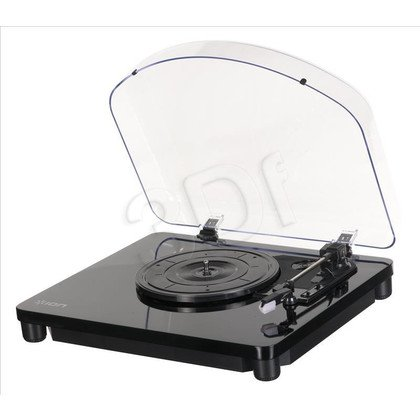 Gramofon Denon ION Classic LP Czarny fortepianowy
