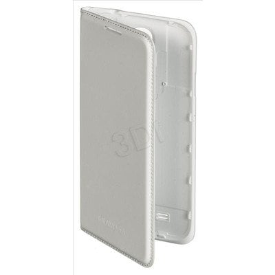 SAMSUNG ETUI FLIP WALLET (NEW) DO GALAXY S4 BIAŁY
