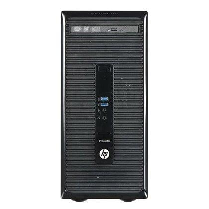 HP ProDesk 490 G2 TWR i5-4590 4GB 1TB HD 4600 W7P W8.1P